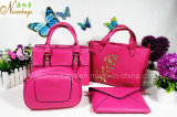 De hete Verkopende Dames Pu van de Manier doet de Populaire Levering voor doorverkoop van de Handtassen van het Ontwerp in zakken