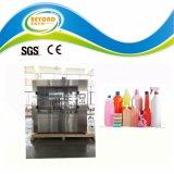2500 bph Detergente Líquido lineal automático Máquina de Llenado