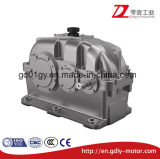Zl Serien-harte Zahn-Oberflächen-Doppelt-Stufe-zylinderförmiges Getriebe