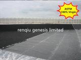 De alta densidad de 2,0 mm de grosor Polyetheleene Geomembrana Pond Liner vertedero Geomembrana HDPE