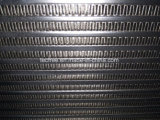Radiatore dell'olio raffreddato aria di alluminio della barra e del piatto