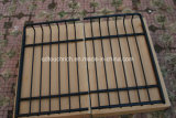 Fabricados em aço preto Transportadora de carga pesada bagagem superior da cesta de barras de tejadilho