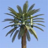 De gecamoufleerde Kunstmatige Palm van de Boom vertakt zich de Toren van de Microgolf van de Antenne