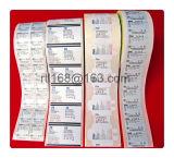 Etiquetas ou etiquetas feitas sob encomenda do preço de fábrica