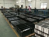 Batteria solare dell'invertitore del terminale 12V 135ah del ciclo della batteria profonda anteriore del gel