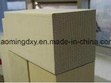 Riscaldatore di ceramica di ceramica del favo dello scambiatore di calore del favo di fabbricazione