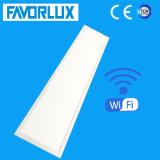 1X3FT le contrôle WiFi la lumière de panneau à LED pour éclairage de bureau