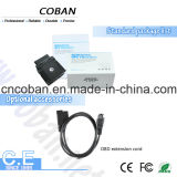 Mini Plug and Play Car Sos OBD II GPS Tracker Pedido de Dados OBD por SMS