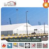 grosses 5000sqm Wärmeisolierung-Lager-Zelt für Verkauf