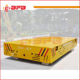 Papierherstellung-Industrie-Gebrauch spurlos Übergangslaufkatze auf Kleber-Fußboden