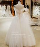 Foto Aoliweiya Shot Off White vestido de casamento