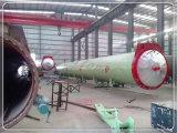 Автоклав производству керамического кирпича Кирпич в автоклаве производственной линии