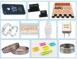 Laser-Markierungs-Maschine der Faser-20W für Metall, Uhren, Kamera, Autoteile, Faltenbildungen