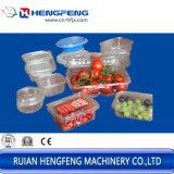 التلقائي مربع من البلاستيك آلة تشكيل الحاويات بالحرارة آلات (HFTF-78C / 3)