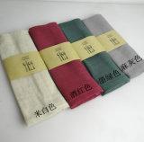 Сплошным цветом 100% хлопок постельное белье кухонное полотенце