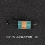 Fashion Promotion Jewelry Lapel Hardware Brooch Pins Shawl Decorate Gift