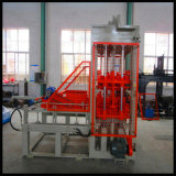 Suministro de bloques de cemento concreto que forma la línea de producción de la máquina / Bloque que hace la máquina
