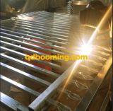 Rete fissa di alluminio d'acciaio ornamentale del giardino