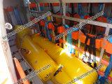 Sacs de poids de l'eau d'essai de charge de bateau de sauvetage