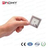 Inlay RFID mince Prelaminated PVC pour la gestion de livre