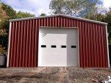 Entrepôt préfabriqué et portique de structure métallique de bâti (KXD-SSW49)