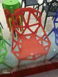 Silla de plegamiento al aire libre plástica del hogar del jardín PP que cena la silla