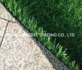 grama artificial da paisagem do lazer de 25mm