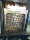 Dos tornillos de alta calidad de la extrusora de reciclaje