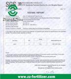 Pérolas de soda cáustica (99%) com a SGS RELATÓRIO DE ENSAIO