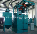 Heiße Verkaufs-hohe Leistungsfähigkeits-hakenförmige Granaliengebläse-Maschine