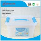 Contenitore di alimento di plastica di plastica dei prodotti 9L di memoria di Transparnet di alta qualità della famiglia di plastica della casella