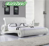 A038 특정한 모양 현대 백색 침대