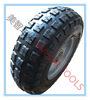 13 인치 트랙터 타이어 팽창식 압축 공기를 넣은 고무 5.00-6 바퀴