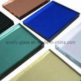 3-10mmの濃紺のフロートガラス