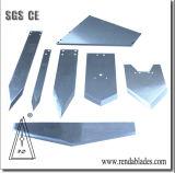 째거나 자르거나 커트 또는 틈새 양탄자를 위한 HSS 기업 기계 잎 또는 칼