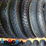 CCC bestätigte Qingdao-Fertigung-Naturkautschuk-Motorrad-Reifen (2.50-17 80/90-17)