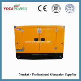 12kw groupe électrogène diesel de l'utilisation 4 d'engine industrielle silencieuse de rappe