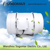 Lärmarmer Zange-Ventilator-Leitung-Ventilator 200mm