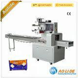 쉬운 운영 옥수수 케이크 와플 기계 케이크 포장기 공장