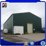 Structure métallique de qualité préfabriquée pour le garage de véhicule