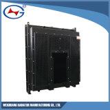 Wd269td38-1 Gensetのラジエーターの熱交換のラジエーターの冷却のラジエーター