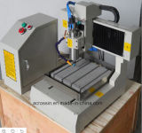 China Popular Metal pequeño Router CNC de Aluminio grabado