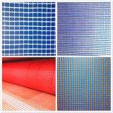 80г/м2 5x5мм Alkali-Resistant сетка из стекловолокна