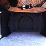 Tenda dura del tetto delle coperture della vetroresina per il campeggio di scatto