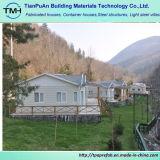 Schönes helles Stahlkonstruktion-vorfabrizierthaus von China