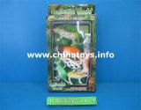 Bon marché de jouets en plastique souple de bonne qualité Dinosaur Set (1033703)