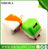 USB popolare Charger Free Cosotmer Logo Wall Charger di 1000mA Home Charger per Andriod Phones