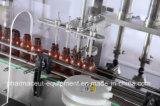 Llenado de líquido y tapado Máquina para el líquido oral jarabe farmacéutico