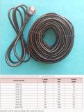 Cavo sbrinante elettrico antigelo del cavo di riscaldamento di Proof&Gutter