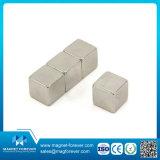 Огромный NdFeB 1 2 неодимовый магнит площади в форме блока цилиндров